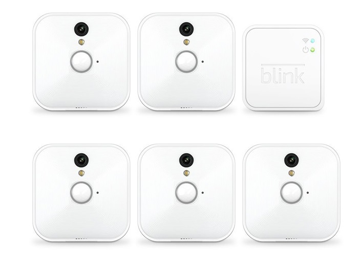 Blink-Home-Security-Camera-System
