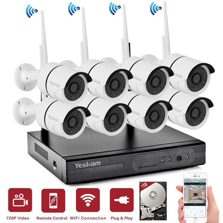 YESKAM-Wireless-Security-System